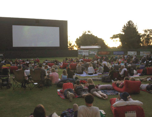 Sydney's Outdoor Cinemas